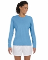 Performance™ Ladies' 4.5 oz. Long-Sleeve T-Shirt: (G424L)