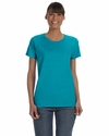 Heavy Cotton™ Ladies' 5.3 oz. Missy Fit T-Shirt: (G500L)