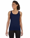 Softstyle® Ladies' 4.5 oz. Junior Fit Tank: (G642L)