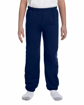 Heavy Blend™ Youth 8 oz., 50/50 Sweatpants: (G182B)