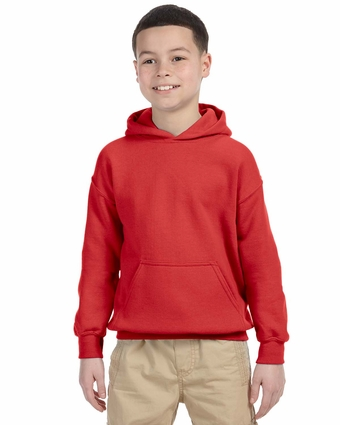 Heavy Blend™ Youth 8 oz., 50/50 Hood: (G185B)