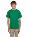 Ultra Cotton® Youth 6 oz. T-Shirt: (G200B)