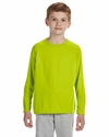 Performance™ Youth 4.5 oz. Long-Sleeve T-Shirt: (G424B)