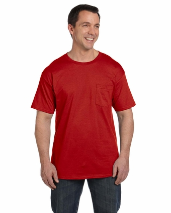 6.1 oz. Beefy-T® with Pocket: (5190P)