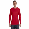 6.1 oz. Tagless® ComfortSoft® Long-Sleeve T-Shirt: (5586)