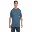 6.1 oz. Tagless® ComfortSoft® Pocket T-Shirt: (H5590)