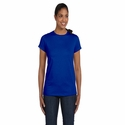 Ladies' 5.2 oz. ComfortSoft® Cotton T-Shirt: (5680)