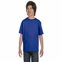 Youth 5.2 oz. ComfortSoft® Cotton T-Shirt: (5480)
