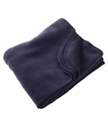 12.7 oz. Fleece Blanket: (M999)