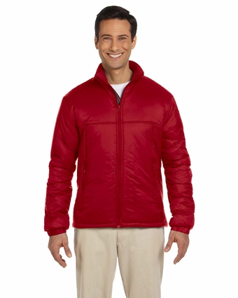Men's Essential Polyfill Jacket: (M797)
