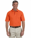 Men's 6 oz. Ringspun Cotton Piqué Short-Sleeve Polo: (M200)