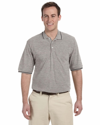 5.6 oz. Tipped Easy Blend™ Polo: (M270)