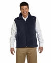 8 oz. Fleece Vest: (M985)