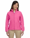 Ladies' 8 oz. Full-Zip Fleece: (M990W)