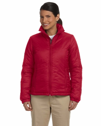 Ladies' Essential Polyfill Jacket: (M797W)