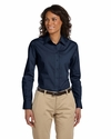 Ladies' 3.1 oz. Essential Poplin: (M510W)