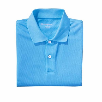 Youth Double Mesh Sport Shirt: (M353Y)