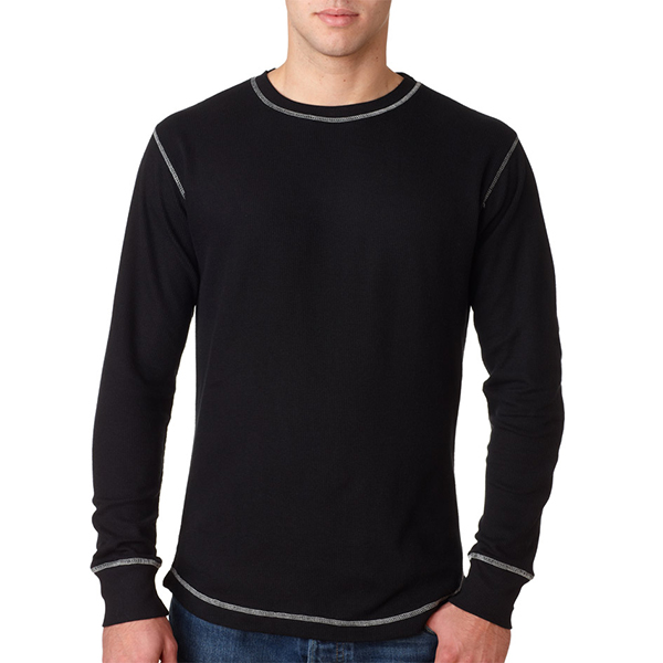 J America Thermal Shirt for Men|Style# J8238|Screen Print available