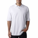 Men's 6.5 oz. Ringspun Cotton Piqué Polo: (440)