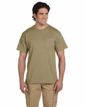 Dri-POWER® ACTIVE 5.6 oz., 50/50 Pocket T-Shirt: (29P)