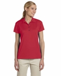 Dri-POWER® SPORT Ladies' 4.1 oz., 100% Polyester Micro Pointelle Mesh Moisture-Wicking Polo: (441W)