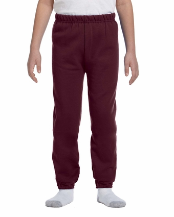 Youth 8 oz., 50/50 NuBlend® Sweatpants: (973B)