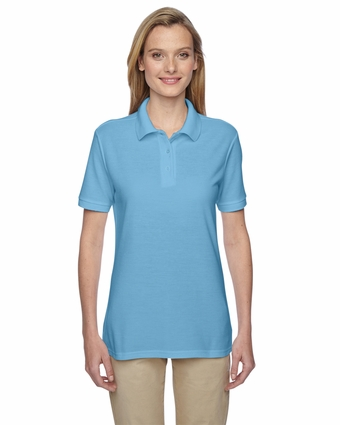 Ladies' 5.3 oz., 65/35 Easy-Care™ Polo: (537WR)
