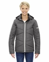 Ladies' Avant Tech Mélange Insulated Jacket with Heat Reflect Technology: (78698)