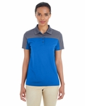 Ladies' Balance Colorblock Performance Piqué Polo: (CE101W)