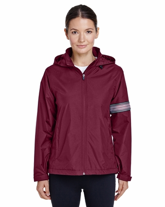 Ladies' Boost All Season Jacket with Fleece Lining: (TT78W)