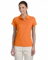 Ladies' climalite Tour Piqué Short-Sleeve Polo