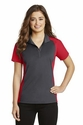 Ladies Colorblock Micropique Sport-Wick Polo