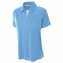 Ladies' Contrast Polo Shirt