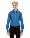 Ladies' Crown Collection™ Solid Oxford: (D630W)