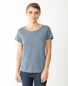 Ladies' Distressed Vintage T-Shirt