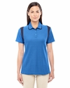 Ladies' DRYTEC20™ Performance Colorblock Polo: (DG180W)