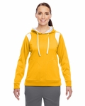 Ladies' Elite Performance Hoodie: (TT30W)