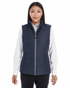 Ladies' Engage Interactive Insulated Vest: (NE702W)
