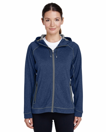 Ladies' Excel Performance Fleece Jacket: (TT38W)
