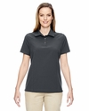 Ladies' Excursion Crosscheck Woven Polo: (75120)