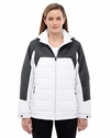 Ladies' Excursion Meridian Insulated Jacket with Melange Print: (78232)