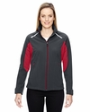 Ladies' Excursion Soft Shell Jacket with Laser Stitch Accents: (78693)