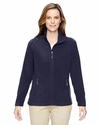 Ladies' Excursion Trail Fabric-Block Fleece Jacket: (78215)