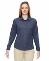Ladies' Excursion Utility Two-Tone Performance Shirt: (77045)