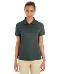 Ladies' Express Microstripe Performance Piqué Polo: (CE102W)