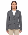 Ladies' Fairfield Herringbone Soft Blazer: (D886W)