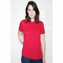 Ladies' Fine Jersey Classic T-Shirt: (23215)