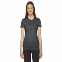 Ladies' Fine Jersey Short-Sleeve T-Shirt: (2102)
