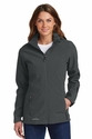 Ladies Hooded Soft Shell Parka