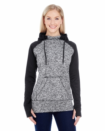 Ladies' Ladies' Colorblock Cosmic Hood